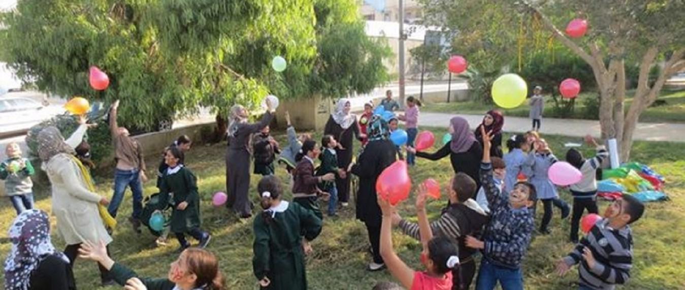 يوم مفتوح  ضمن مشروع ما بعد المدرسة الممول من مؤسسة مرسي كور الدولية