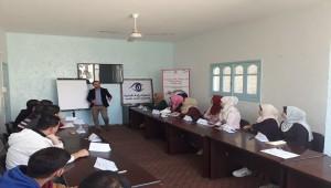 رؤية شبابية تواصل جلسات حماية الطفولة الممولة من مؤسسة انقاذ الطفل الدولية