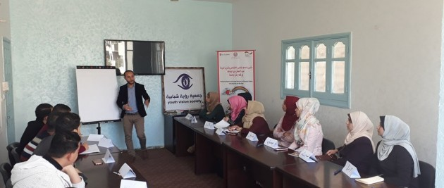 Youth Vision Society continues Childhood Protection session funded by Save the Children International