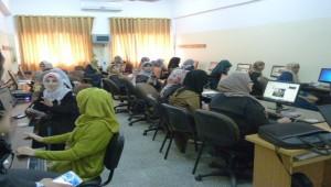 حملة تغريد لمناصرة ذوي الاعاقة في الوصول إلي الجامعات الفلسطينية
