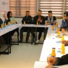 اللقاء الأول مع أعضاء منتدى الشباب من أجل الحقوق