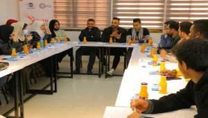 first meeting of the project of Youth Influencers for Change (YIC)